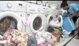 Dicari karyawan/ti laundry bagian jaga toko