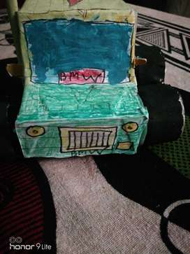 Thar modified jeep