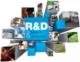 Requirement for R & D department