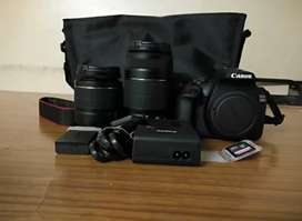 Canon eos 1500 d for sale only 5 months used