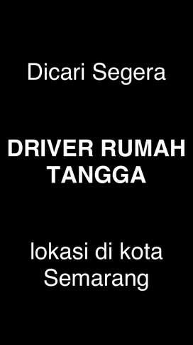 DRIVER RUMAH TANGGA