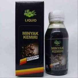 inyak Kemiri Liquid Haigro 100ml Original