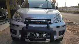 Dp, 19 Jt, TeriosTX 2011 Mt,Body mulus mesin bagus,Istimewa siap pakai