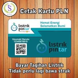 Cetak Kartu Listrik PLN Bandar Lampung