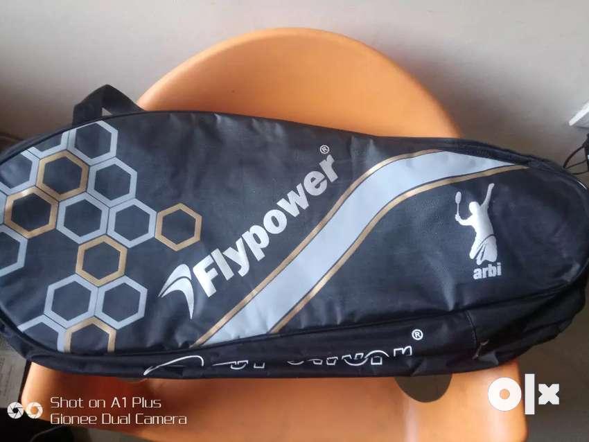 Brand new Flypower badminton kit bag 0