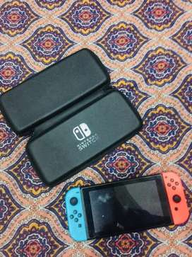 Nintendo Switch | In lush condition ! Read the description first.