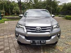 Fortuner VRZ Double Disc AT th 2017 TDP RINGAN! Kredit MUDAH! DIBANTU!