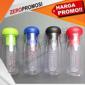 Souvenir botol minum plastik Infused Water WB-105