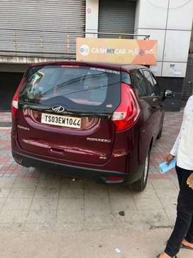 Mahindra Marazzo 2019 Diesel Good Condition