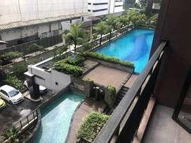 Sewa Apartemen Tamansari Semanggi Studio Furnished Bagus Murah