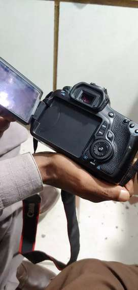 Canon EOS 60D DSLR Camera Only Body