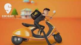 urgent requrid for swiggy food delivery work