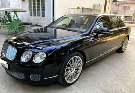 Bentley Continental Flying Spur W12, 2011, Petrol