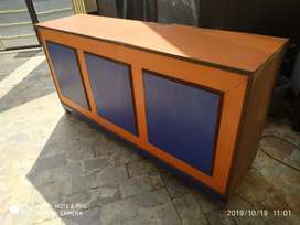 counter and bed for sale
