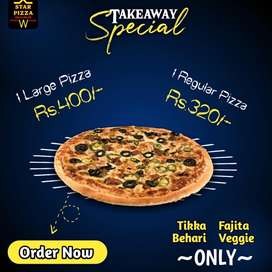 Star pizza pakistan