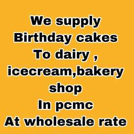 Wholesale cakes to your shop
