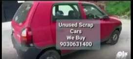 Scrap/Cars/We/Buy/