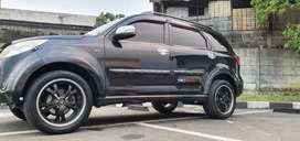 Toyota rush hitam matic mulus