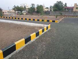@Rs: 7 Lacs plot for sale at Shikrapur near to Pune nagar Highway