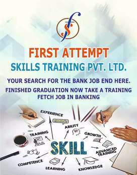 Hurry up... urgent requirement in banking field
