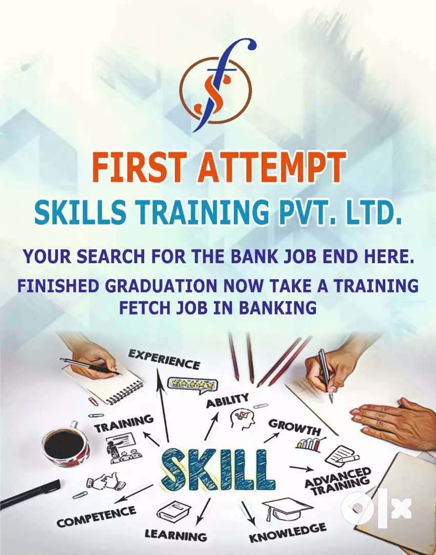 Hurry up... urgent requirement in banking field 0