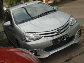Toyota Etios G 2013