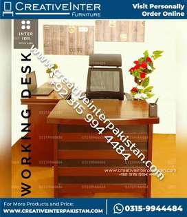 Office Study Desk Workstation qualityfinish Table Furniture Sofa Chair