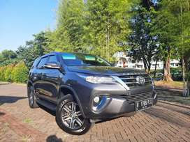 Toyota Fortuner G 2016 DP 23 JT !