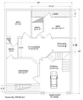 House design page