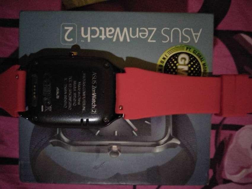 Jam Asus Zenwatch 2 leather bonus 3 straps 0