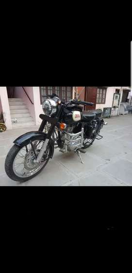 ROYAL ENFIELD NEAR NEW CONDITION ONLY 12000KMS