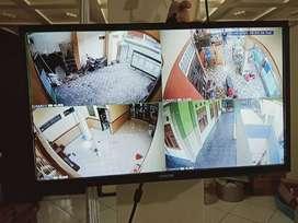 Paket CCTV 4CH 2MP 2.800.000