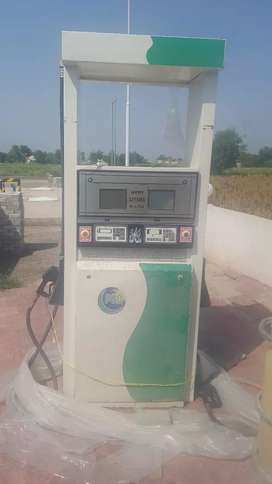 Petrol Pump Fuel Dispensar with Tanks for Sale