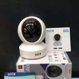 CCTV Wifi IP Camera Spy Cam SPC Super Series HD 720P Garansi SPC 1th