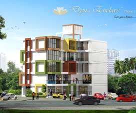 Apartments and Shops for sale