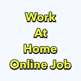 Online Home based jobs for fresh persons and students