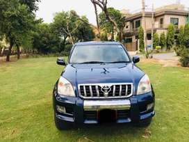 toyota prado 2004 model immaculate condition