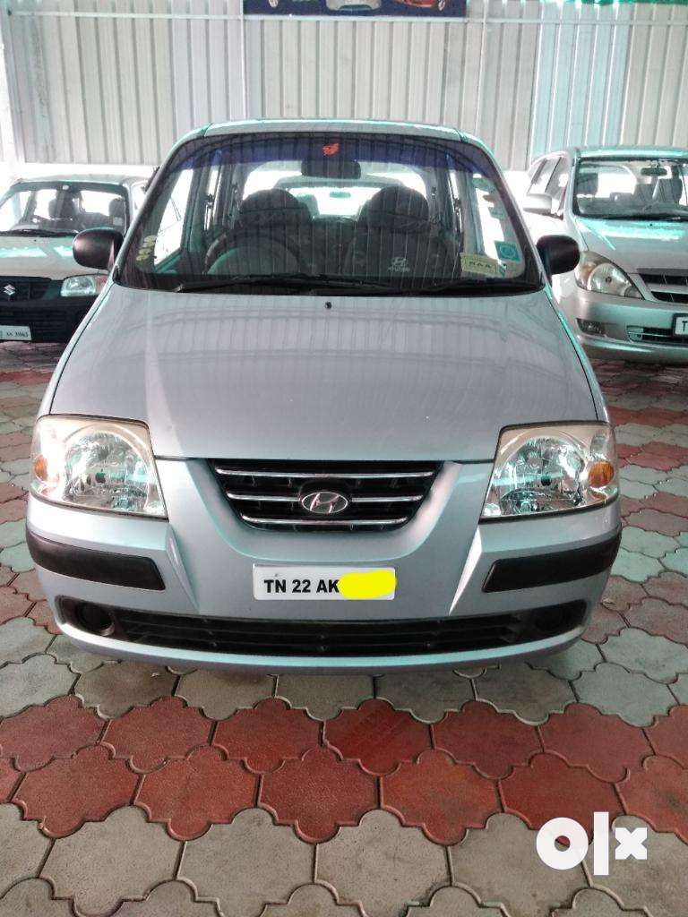 Hyundai Santro Xing XO eRLX - Euro III, 2005, Petrol 0