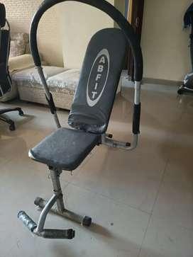 Slimmer gym