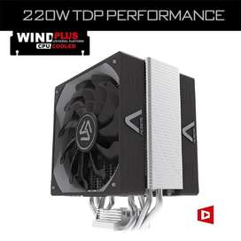 Fan processor gaming alseye windplus
