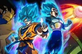 Dragonball Super God (END)