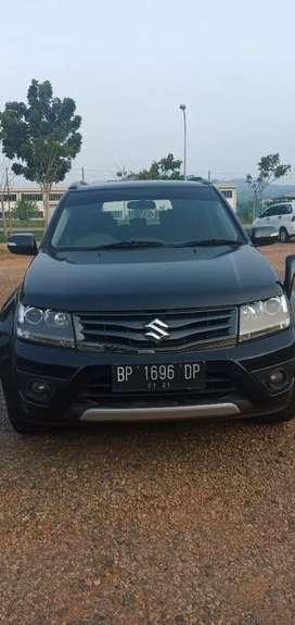Dijual cepat Grand Vitara (exclusive car)