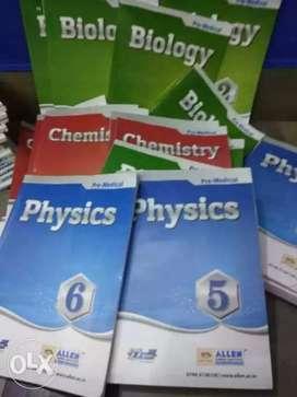 Allen Neet IIT old books Neet IIT study material