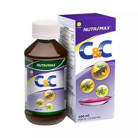 Nutrimax C&C-CNC Syrup Obat Herbal [100 mL]