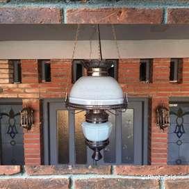 Lampu hias teras ruang tamu klasik antik minimalis lampu joglo murah