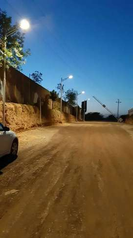 Topcity 14 Marla 40×80 commercial plot for sale