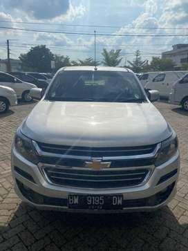 Dijual Chevrolet colorado 2.5L 4x4 M/T