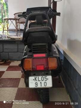 Kinetic Honda