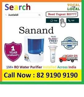 """Sanand RO Water Filter Water Purifier Dolphin COD 9L  Click """"Follow"""" t"""