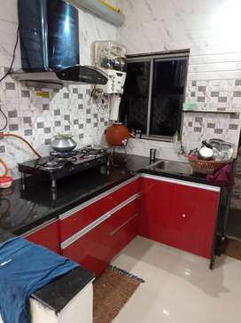 2bhk fully furnished flat sale at new c g road
